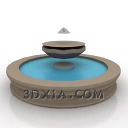 d結構sdown-37-3DS格式3D模型【ID:26593】