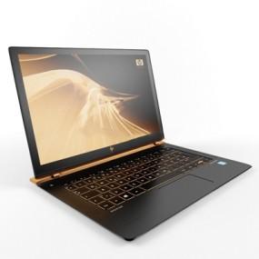笔记本电脑国外模型3D模型【ID:26892363】