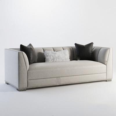 双人沙发3D模型【ID:920024795】