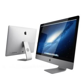 苹果电脑电脑3D模型【ID:26913265】