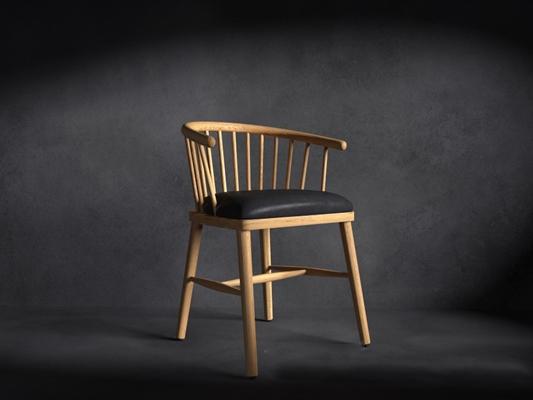 第一季模型套装(原创单体)现代简约椅子21方形3D模型【ID:26941545】