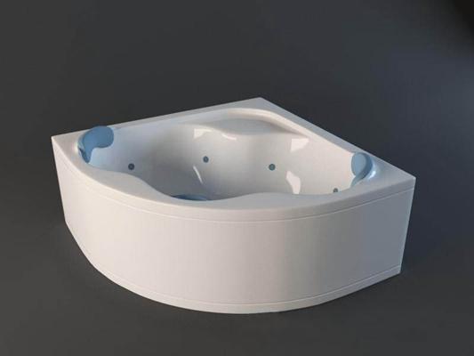 浴缸16卫浴3D模型【ID:26954704】