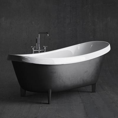 现代浴缸3D模型【ID:26978608】