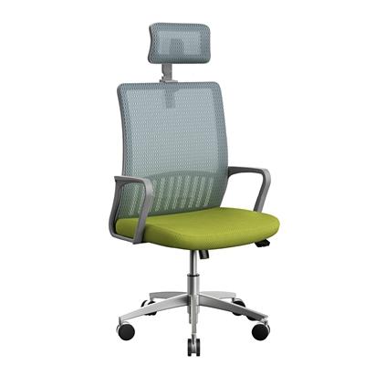 现代布艺办公椅3D模型【ID:27043491】