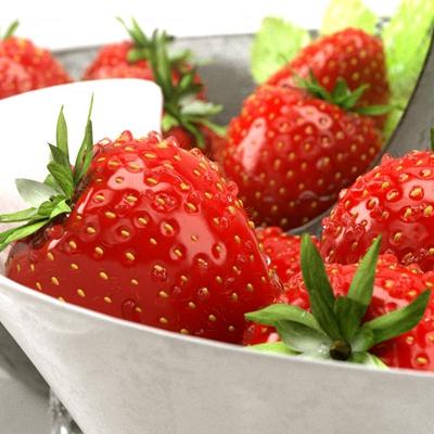 现代草莓水果3D模型【ID:27062594】