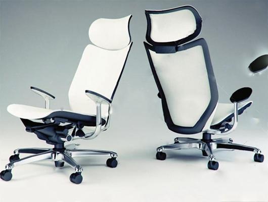办公椅3D模型【ID:27084291】