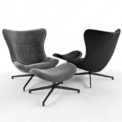躺椅3D模型【ID:27086464】