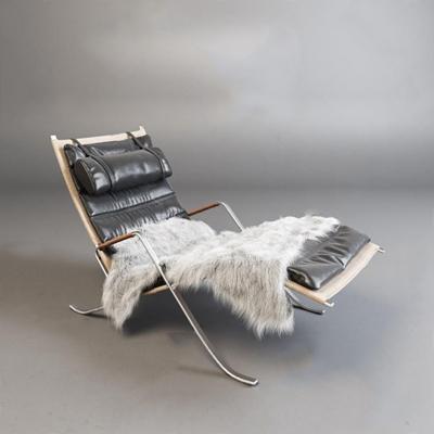 躺椅3D模型【ID:27086966】