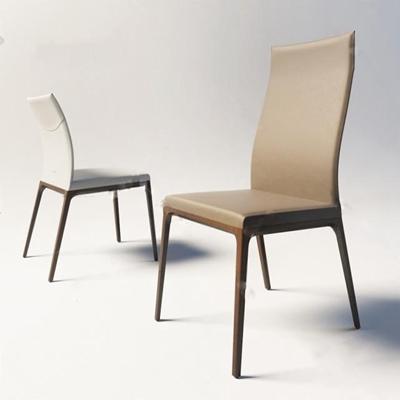 现代餐椅 3D模型