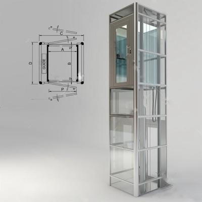 电梯3D模型【ID:27089573】