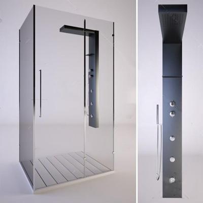 浴室3D模型【ID:27091257】