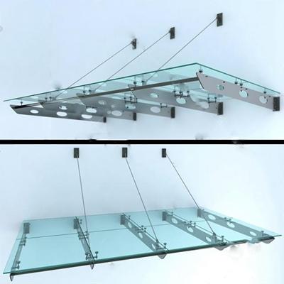 遮雨棚3D模型【ID:27091678】