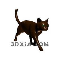 d动物sdown65-3DS格式3D模型【ID:27287】