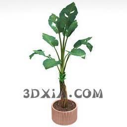 d盆栽sdown14-3DS格式3D模型【ID:27588】