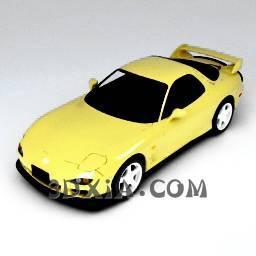 d汽车sdown102-3DS格式3D模型【ID:27661】