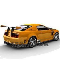 d汽車sdown143-3DS格式3D模型【ID:27706】