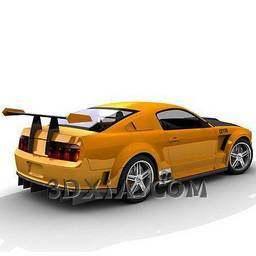 d汽车sdown143-3DS格式3D模型【ID:27706】