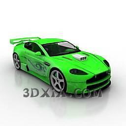 d汽车sdown144-3DS格式3D模型【ID:27707】
