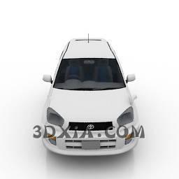 d汽车sdown145-3DS格式3D模型【ID:27708】