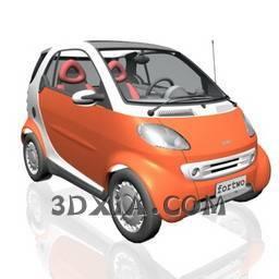d汽车sdown261-3DS格式3D模型【ID:27837】