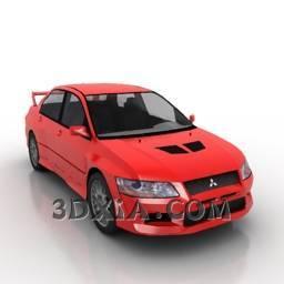 d汽车sdown97-3DS格式3D模型【ID:27951】