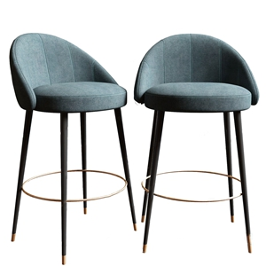 �F代吧椅3D模型【ID:941979237】