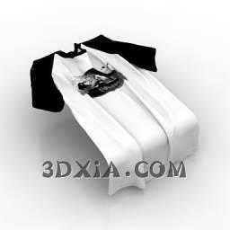 上衣c-3DS格式3D模型【ID:28334】