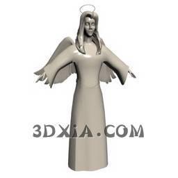 d雕塑sdown103-3DS格式3D模型【ID:28689】