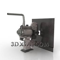 d工具sdown27-3DS格式3D模型【ID:28957】