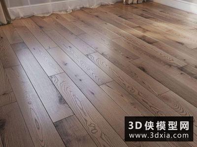 地板國外3D模型【ID:929617655】