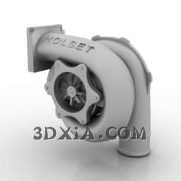 d其它sdown-3DS格式3D模型【ID:29181】