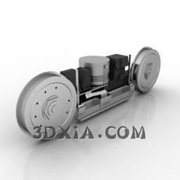 d其它sdown121-3DS格式3D模型【ID:29207】