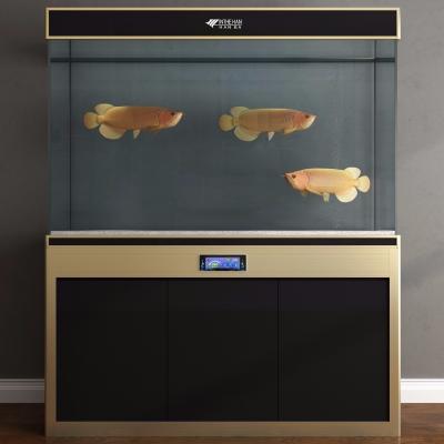 现代鱼缸3D模型【ID:627805776】