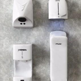 现代自动烘干机3D模型【ID:128224853】