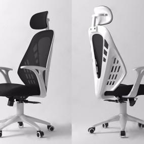 现代电脑椅3D模型【ID:228238958】