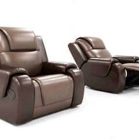 金莱宝按摩椅功能椅3D模型【ID:227891608】