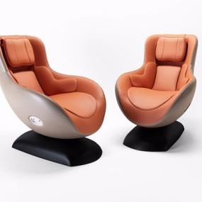 现代按摩椅3D模型【ID:228229418】