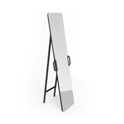 长方形玻璃穿衣镜3D模型【ID:314893075】