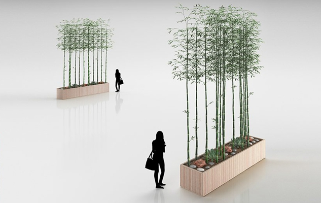 绿色景观树3D模型【ID:315004945】