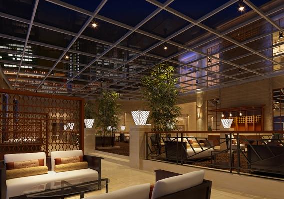 现代茶餐厅3D模型【ID:315054159】