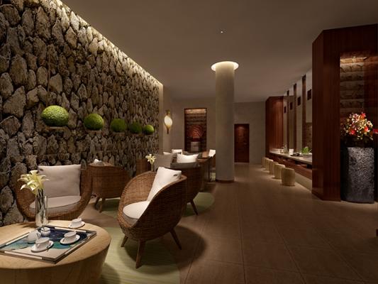 现代茶餐厅3D模型【ID:315057124】