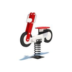 金属儿童弹簧车3D模型【ID:315267144】