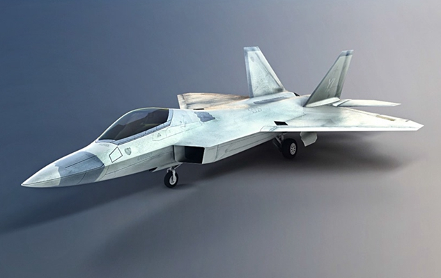 飛機3D模型【ID:315274075】