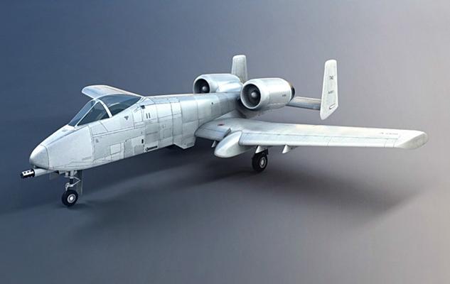 飞机3D模型【ID:315274079】