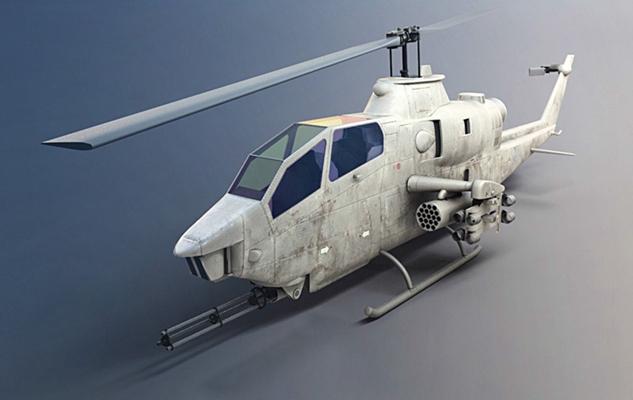 飞机3D模型【ID:315274084】