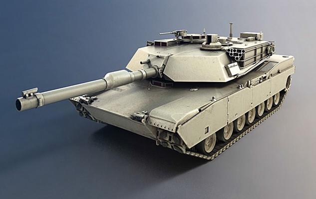 坦克3D模型【ID:315274164】