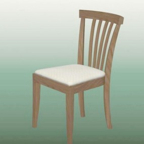 餐椅1123D模型【ID:317019024】