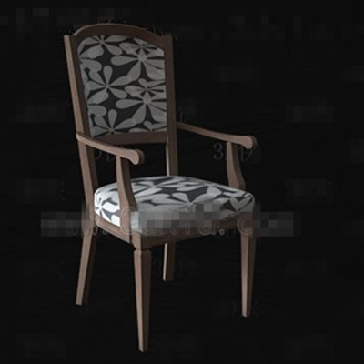 扶手椅1093D模型【ID:317040412】