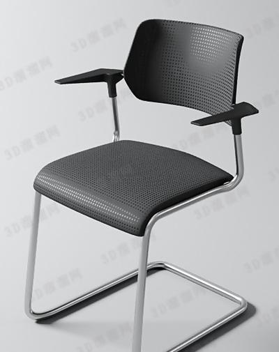 扶手椅3873D模型【ID:317054457】