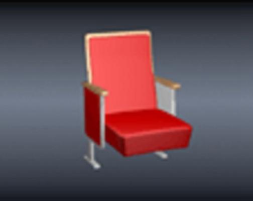 扶手椅4973D模型【ID:317058426】